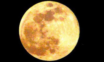 C'è la SuperLuna: apertura straordinaria dell'Osservatorio di Sormano