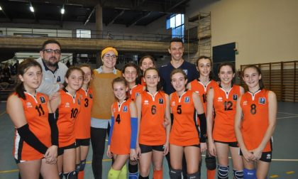 "Albese Volley doppietta ""orange"" per U16 e U13"
