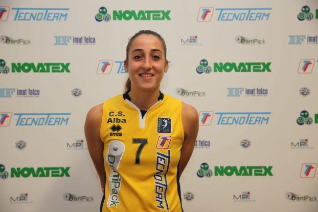 Albese Volley Valentina Torrese