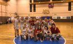 Basket femminile congedo casalingo peril Basket Como