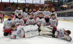 Hockey Como baby lariani ok al torneo San Gottardo