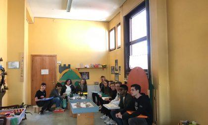 Festival del Legno a Cantù: il Covid non ferma il liceo Melotti
