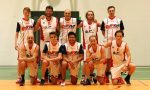 Basket prima divisione Albese e Ponte Lambro in gas