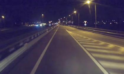 Settimana di chiusure notturne sull'autostrada A9 per lavori di pavimentazione