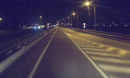 Lavori sull'autostrada A9: nuove chiusure notturne tra il 19 e il 22 aprile