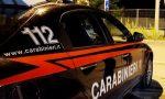 Furgone impazzito fermato dai Carabinieri