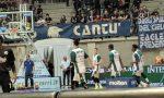Pallacanestro Cantù in casa contro Virtus Bologna RISULTATO FINALE