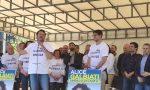 Salvini a Cantù, folla per il ministro all'Interno FOTO e VIDEO