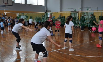 Albese Volley, due giornate di prove aperte di minivolley con la CS Alba