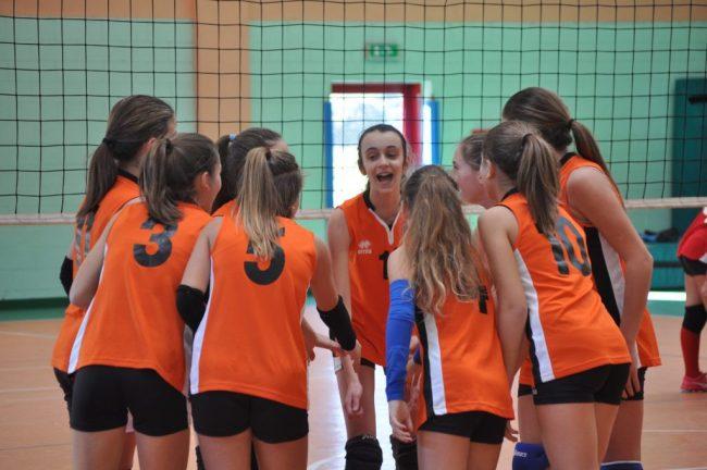 Albese Volley U13 ko al tie break