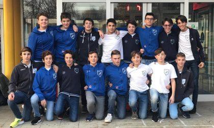 Como Nuoto vittorie nel maschile per U17 e U15