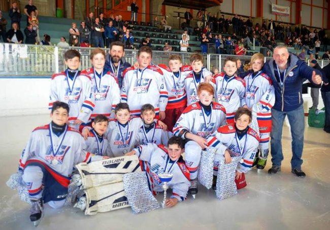 Hockey Como secondo posto al Gosetto