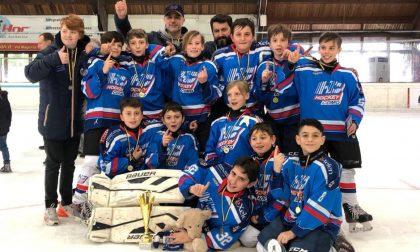 Hockey Como gli Under11 vincono il Torneo Città di Varese