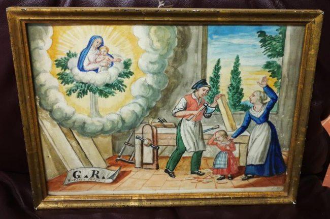 Recuperate dai Carabinieri opere rubate al Santuario della Madonna del Bosco, a Monza e a Como FOTO