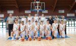 Basket giovanile tre brianzoli settimi con la Lombardia a Salsomaggiore