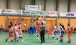 Basket promozione Albavilla fuori, Inverigo alla bella