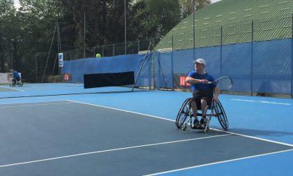 Tennis Cantù oggi aperta la seconda edizione dell'Itf diWheelchair