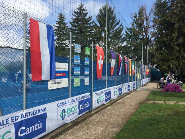 Tennis cantù Tonreo internazionale Città di cantù