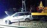 """Treno contro auto a Erba. FerrovieNord: """"Nessun danno all'infrastruttura"""""""