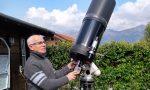 Un telescopio di Bellagio fotografa la prima cometa interstellare
