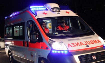 Incidente a Como SIRENE DI NOTTE