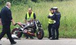 Incidente a Olgiate: morto un motociclista  FOTO e VIDEO