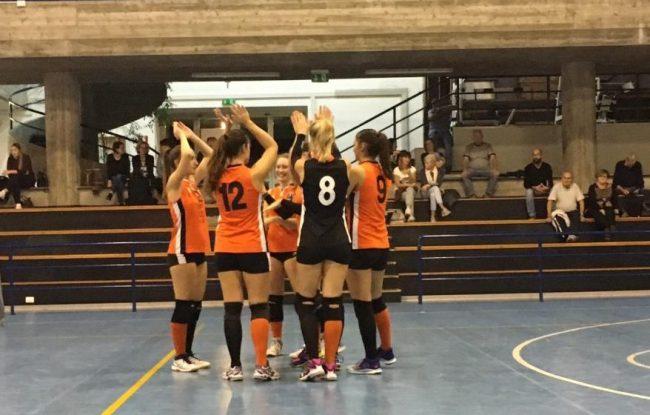 Albese Volley Prima Divisione ko