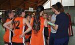 Albese Volley Under13 orange vicecampioni provinciali