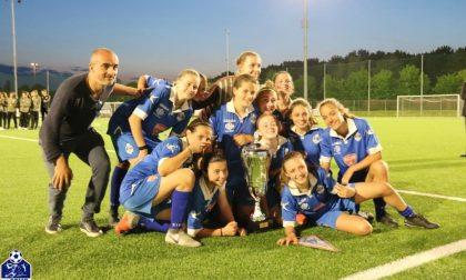 Como 2000 le giovanissime lariane regine del 2° Woman Football Cup U15