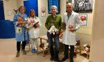 """I """"Fortunelli"""" di Coop Lombardia e Silvia Amodio all'ospedale Sant'Anna"""