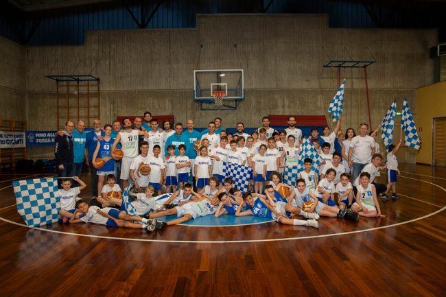 Basket Inverigo gara 2 di finale per Inverigo