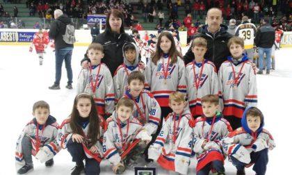 """Hockey Como under9 al Torneo """"Canadian School of Milan"""""""