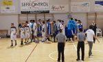 Basket promozione Il Gigante ieri sera stoppato di misura a Gallarate