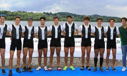 Canottieri Lario sei ori al campionato di Lombardia