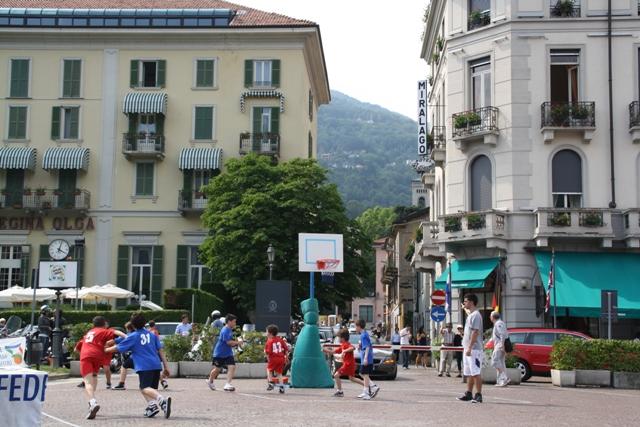 Minibasket a Cernobbio