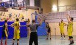 Basket prima divisione Cavallasca eliminata da Triuggio