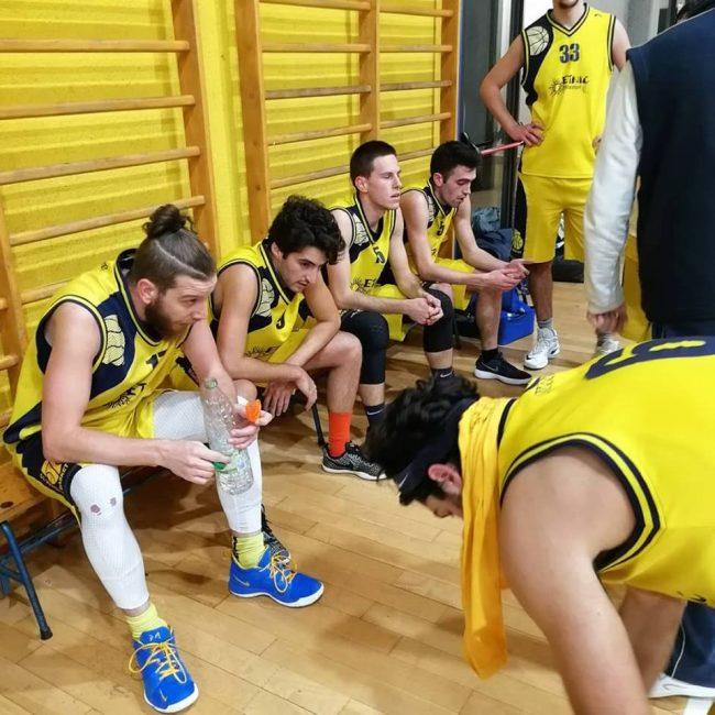 Basket prima divisione Uggiatese out
