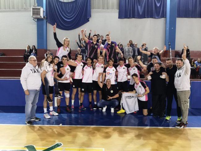 Yaka Volley vince lo scudetto di serie C