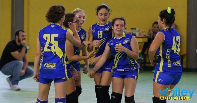 Volley giovanile, San Giorgio Luraghese vittorioso contro Cermenate