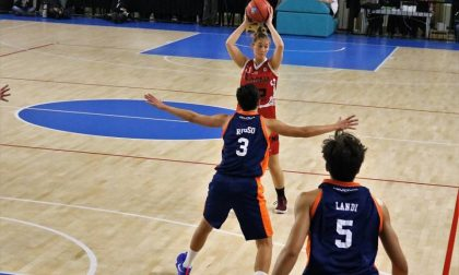 Basket femminile, Angelica Tibè trascina Vicenza in vetta al girone Nord