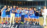 Basket giovanile Rovello Porro è campione lombardo