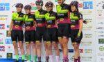 Bike Cadorago Bertolini guida le compagne al Trofeo Valgraziosa