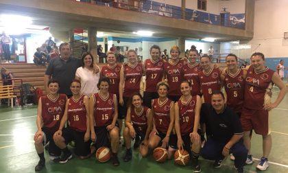 Basket femminile stasera a Fino la finalissima CRF -Villa Guardia