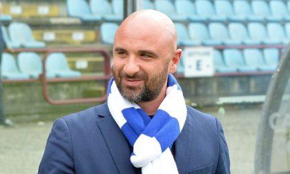 Como calcio lariani spettatore interessati di Pro Vercelli-Giana Erminio