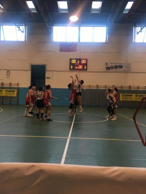 Basket femminile ieri a Fino Villa Guardia in trionfo