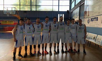 Basket lariano: Inverigo trionfa domando l'Alebbio