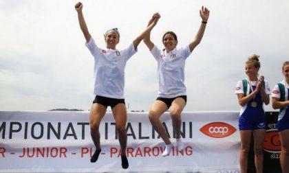Canottieri Lario pioggia di medaglie ai campionati Italiani COOP