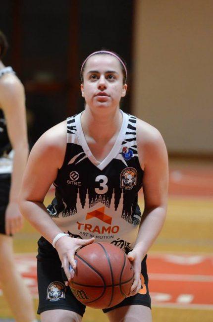 Basket femminile Paola Novati