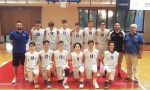 Basket giovanile ieri una vittoria e una sconfitta per il team Como