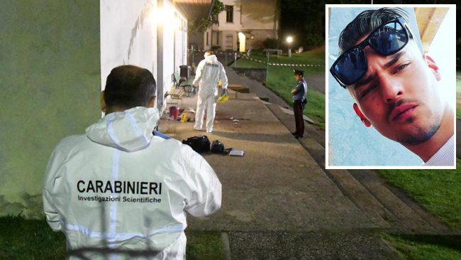 Omicidio a Veniano, fermato il presunto accoltellatore di Hans FOTO E VIDEO